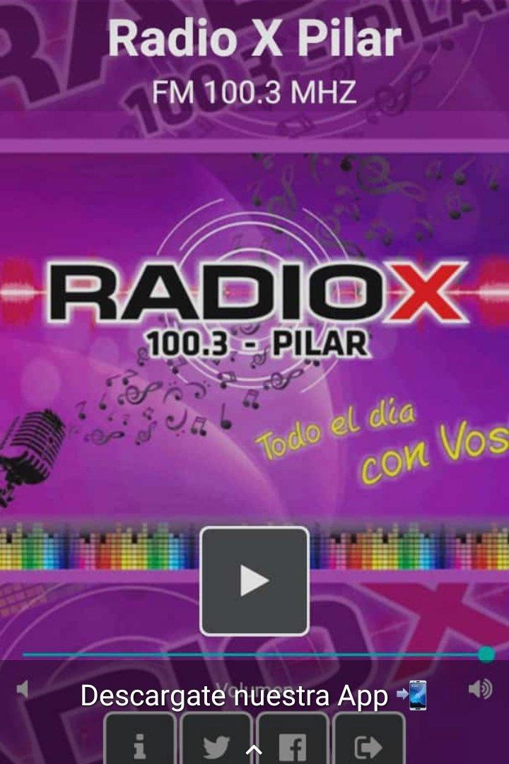 App Radio X Pilar